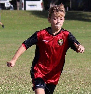 Melville soccer legend