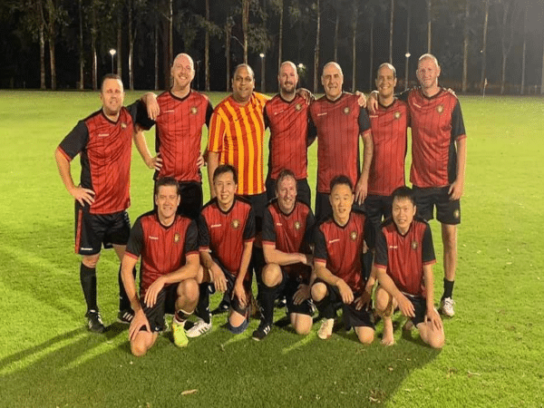 masters soccer perth