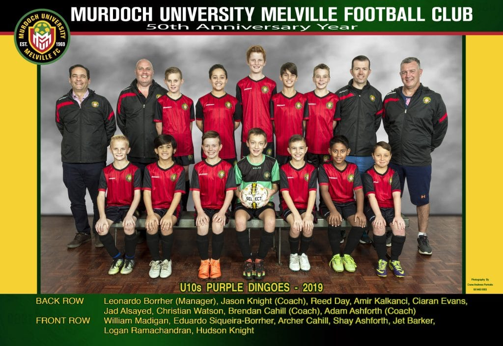 mumfc team photos