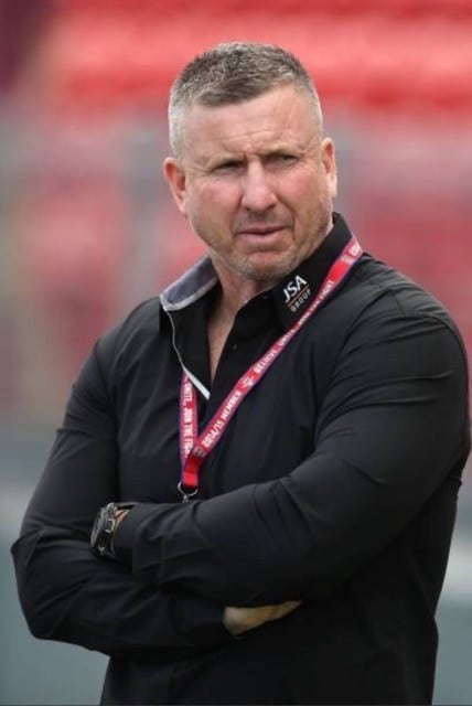 MUM FC technical Director