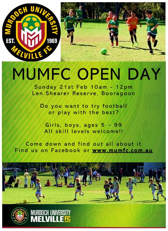 MUMFC Open Day 2021