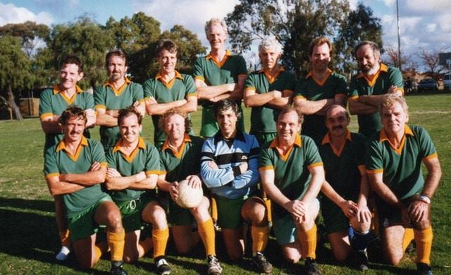 Ballantyne. Melville Masters 1991 Seumas Fhearguis Photo 4